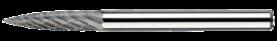Phantom HM Stiftfrees model G, boomvorm spits, schacht 3 mm