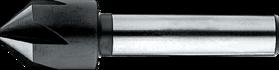 Verzinkboor 90°- 42.590 - DIN 335-A' cil. schacht' voor licht ontbraam- en verzinkwerk