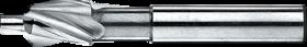 Kopverzinkfrees- 43.200 - DIN 1866' cil. schacht' fijnpassing voor doorlopende gaten