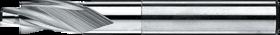 Kopverzinkfrees- 43.350 - DIN 373' cil. schacht' middelpassing voor kerngaten (de voorboordiameter voor M schroefdraadsnijden)