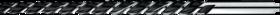 Pengatschilruimer- 51.800 - DIN 2179' cil. schacht' spiraalgroeven' spiraalhoek 45°' hoek 1°08'' voor machinaal gebruik