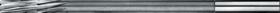 Machineruimer- 51.400 - cil. schacht' lange uitvoering' spiraalgroeven' uit M42-staal