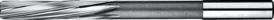 Machineruimer- 51.320 - DIN 212' cil. schacht' spiraalgroeven