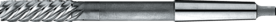Machineschilruimer- 51.620 - DIN 208' con. schacht' spiraalgroeven' spiraalhoek 45°