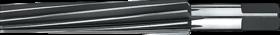 Handruimer- 51.760 - DIN 204' cil. schacht' spiraalgroeven' voor handgebruik