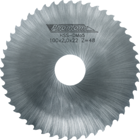 Metaalcirkelzaagblad HSS- 63.250 - DIN 1838-B' tandvorm B (papegaaibek-tand)