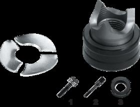 Gatenpons met splijtstempel- 67.130 - stempel en matrijs