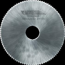 Metaalcirkelzaagblad HSS- 63.200 - DIN 1837-A' tandvorm A (rechte tand)