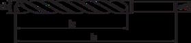Spiraalboor standaard DIN 338- 11.400 - DIN 338' cil. schacht' korte uitvoering' gewalste uitvoering' tophoek 118°