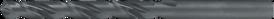 Spiraalboor standaard DIN 338- 11.420 - DIN 338' cil. schacht' korte uitvoering' blank geslepen uitvoering' tophoek 118°