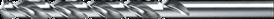 Spiraalboor standaard DIN 338- 11.700 - DIN 338' cil. schacht' korte uitvoering' tophoek 118°