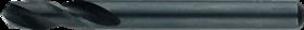 Spiraalboor kort DIN 1897- 11.100 - DIN 1897' cil. schacht' extra korte gewalste uitvoering' tophoek 118°
