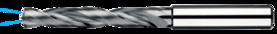 VHM-MG - Spiraalboor - P.T. - DIN 6537 - 5xD - 11.273