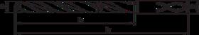 VHM-MG - Spiraalboor - P.T. - DIN 6537 - 10xD - 11.305