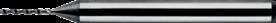 Spiraalboor kort DIN 1897- 11.340 - DIN 1899-A' met verdikte schacht' tophoek 118°