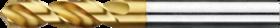Spiraalboor kort DIN 1897- 11.167 - DIN 1897' met extra sterke kern' cil. schacht' extra korte uitvoering' met kruisaanslijping' tophoek 130°